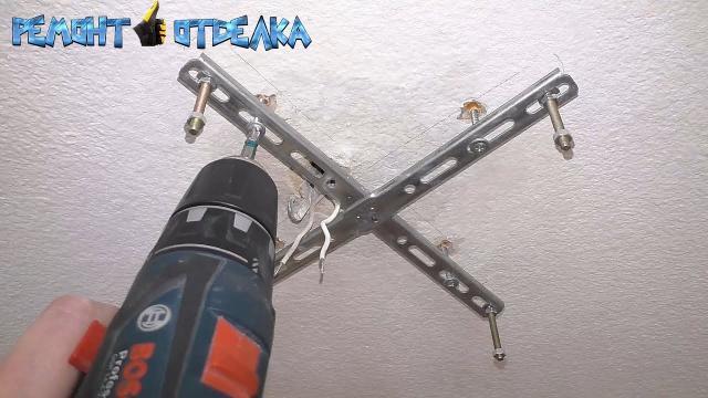 Сверлим без пыли отверстия в потолке перфоратором. Простой и доступный способ для всех - LALAMASTER.RU
