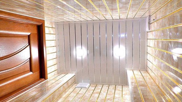 Отделка туалета за 1 день пластиковыми панелями. Недорогой ремонт туалета своими руками - LALAMASTER.RU