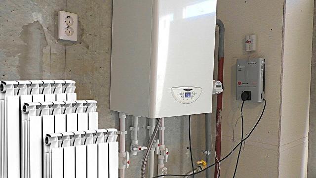 Установка оборудования к Газовому котлу в целях безопасности. Какой радиатор отопления лучше - LALAMASTER.RU
