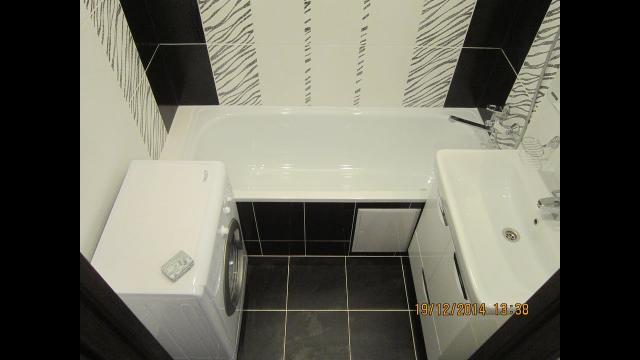 Дизайн и отделка ванной комнаты плиткой Кайман - LALAMASTER.RU