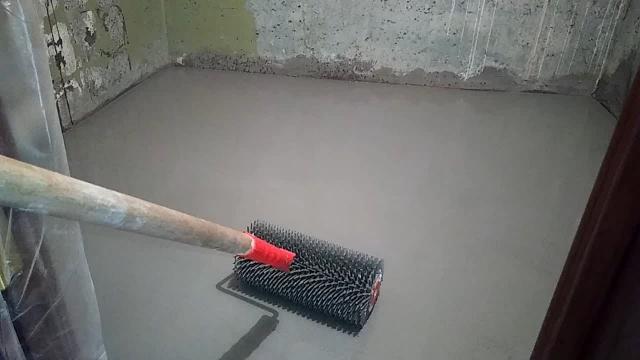 Наливной пол за 5 минут на старую плитку для качественной укладки - LALAMASTER.RU
