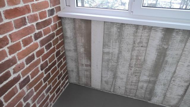 Альтернатива ламинату на стене - старые декоративные амбарные доски. Старинные балки из дерева - LALAMASTER.RU