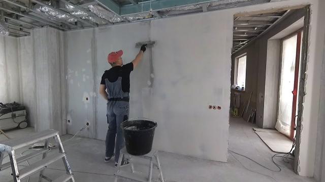 Как сделать шпаклевку стен под обои от А до Я? Классический способ. Возможные ошибки - LALAMASTER.RU