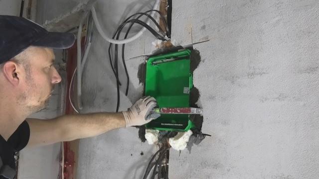 Электрика в квартире своими руками. Вторая серия #10 - LALAMASTER.RU