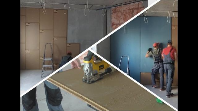 Как сделать шумоизоляцию стены в квартире за 3 часа? Тонкий эффективный вариант - LALAMASTER.RU