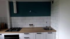 Как сделать аккуратный стык краски? Акцентная стена. Тонкости покраски
