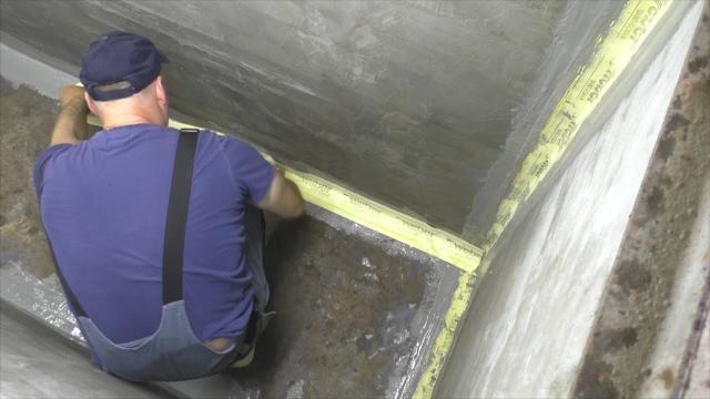 Гидроизоляция подвала или ямы в гараже. Надежный способ - LALAMASTER.RU