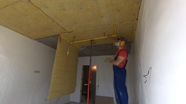 Шумоизоляция под натяжной потолок. Шумоизоляция в панельном доме - LALAMASTER.RU