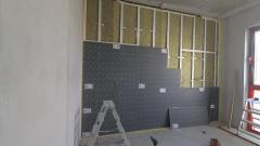 Шумоизоляция стены в квартире своими руками. Все этапы. Каркасный вариант