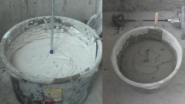 Тонкости работы со штукатуркой. Сравнение гипсовой и цементной. Контактный слой. Бетонконтакт - LALAMASTER.RU