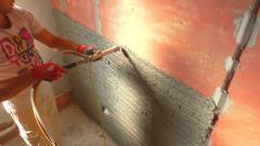 Мини штукатурно-малярный агрегат