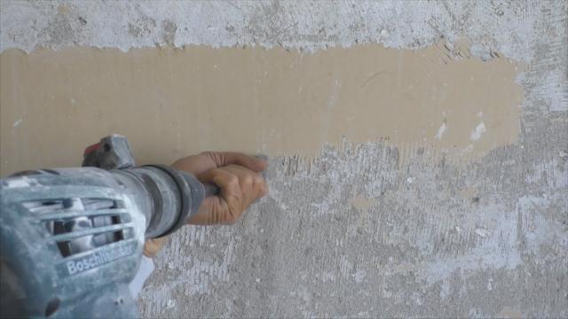 Как снять масляную краску со стен? Самый простой способ - LALAMASTER.RU