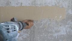 Как снять масляную краску со стен? Самый простой способ