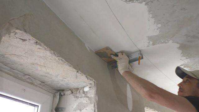 Потолок волной из гипсокартона. Как сделать криволинейную разметку на потолке для профиля - LALAMASTER.RU