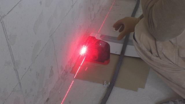 Современный способ качественной установки маяков под штукатурку - LALAMASTER.RU