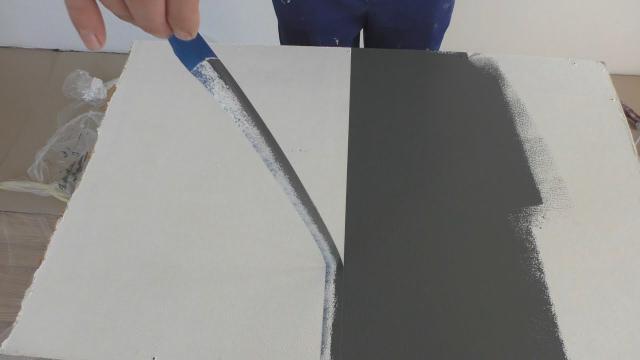 Как сделать идеальный стык из красок двух цветов? Без подтеков под малярную ленту - LALAMASTER.RU